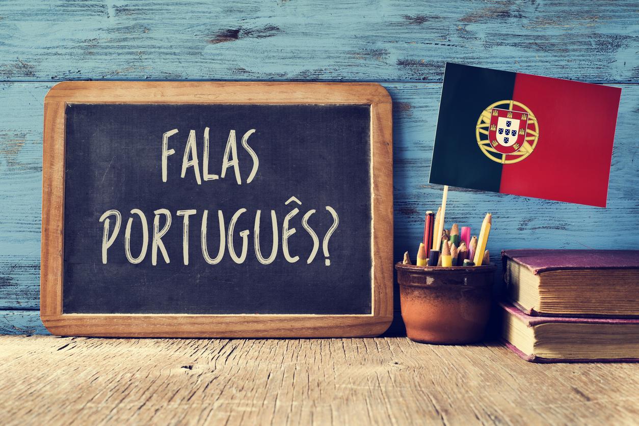 Curso Português (para estrangeiros) - Nível A1.1 QRCR - 30H
