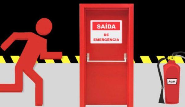 Curso Procedimentos de Emergência no Trabalho (5h00) 1 semana