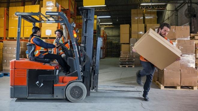 Curso Segurança no trabalho - Condução de empilhadores (16h00) 3 semana