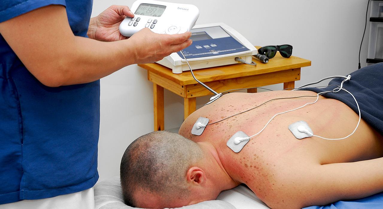 Curso Eletroterapia, Termoterapia e Pressoterapia - 50h - 10 semanas(2ºedição)
